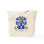 Baudouin Family Crest Tote Bag