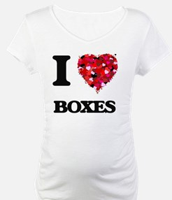 I Love Boxes Shirt