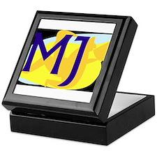 MJ (DARK) Keepsake Box