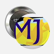 """MJ (DARK) 2.25"""" Button (10 pack)"""