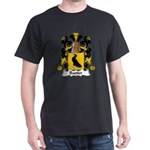 Bastier Family Crest Dark T-Shirt