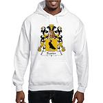 Bastier Family Crest Hooded Sweatshirt