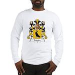 Bastier Family Crest Long Sleeve T-Shirt
