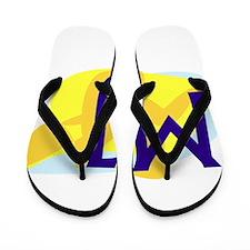 MJ Flip Flops