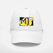 MJ (DARK) Baseball Baseball Baseball Cap