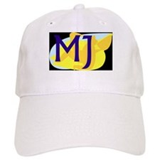 MJ (DARK) Baseball Baseball Cap