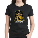 Bastier Family Crest Women's Dark T-Shirt