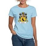 Bastier Family Crest Women's Light T-Shirt