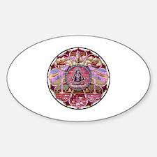 Tara Heaven Mandala Decal