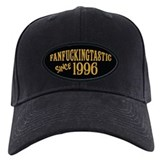 Birth year 1996 Baseball Cap with Patch