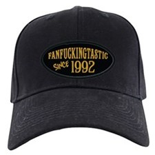 Fanfuckingtastic Since 1992 Baseball Hat