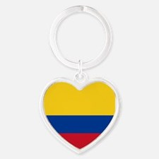 Flag Of Colombia Keychains