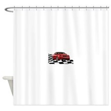 2014RRMustangGT Shower Curtain