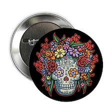 "Mujere Muerta II 2.25"" Button"