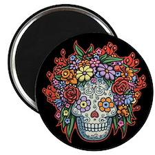 Mujere Muerta II Magnet