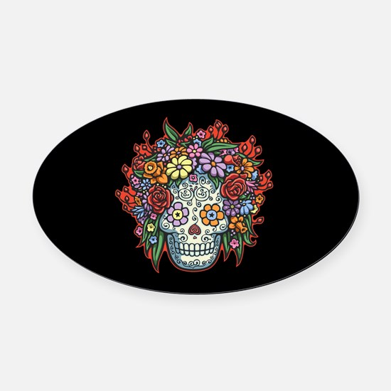 Flower Car Magnets CafePress - Magnetic car decals flowers