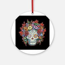 Mujere Muerta II Ornament (Round)
