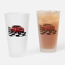 2014RRMustangGT Drinking Glass