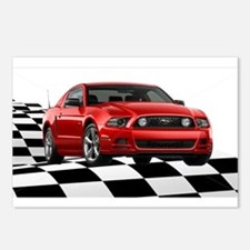 2014RRMustangGT Postcards (Package of 8)