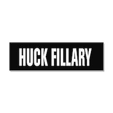 Huck Fillary Car Magnet 10 x 3