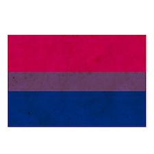 Vintage Bisexual Pride Postcards (Package of 8)