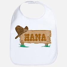 Hana western Bib