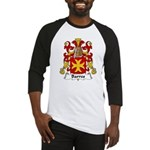 Barres Family Crest Baseball Jersey