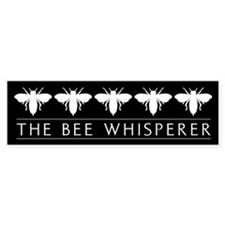 The Bee Whisperer Bumper Bumper Sticker