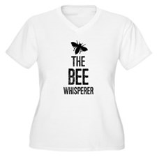 The Bee Whisperer Plus Size T-Shirt