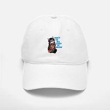 Cray on Meow Baseball Baseball Cap