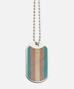 Vintage Transgender Pride Dog Tags