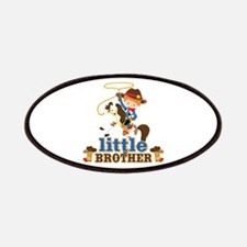Cowboy Little Brother Patch