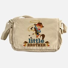 Cowboy Little Brother Messenger Bag