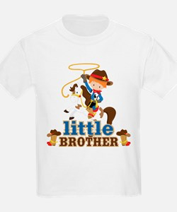Cowboy Little Brother T-Shirt