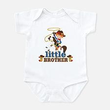 Cowboy Little Brother Infant Bodysuit
