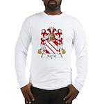 Barral Family Crest Long Sleeve T-Shirt