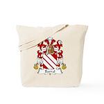 Barral Family Crest Tote Bag