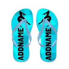 Greatest Gymnast Flip Flops