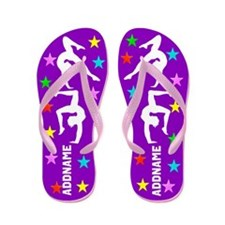 Number One Gymnast Flip Flops
