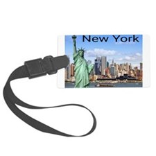 New York/Statue of Liberty Luggage Tag