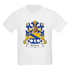 Barnier Family Crest T-Shirt