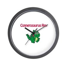 Connerosaurus Rex Wall Clock