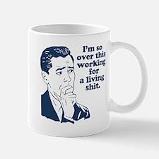 So Over It Small Small Mug