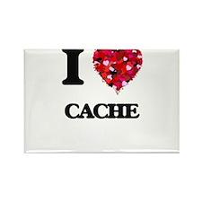 I love Cache Magnets