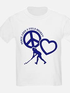P,L,FIELD HOCKEY T-Shirt