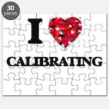 I love Calibrating Puzzle