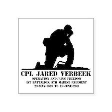 Endure 3b Sticker