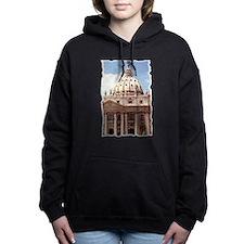 Rome Italy Vatican Water Women's Hooded Sweatshirt