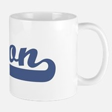 Nixon (sport-blue) Mug