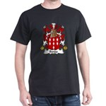 Barjac Family Crest Dark T-Shirt